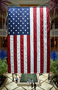 Usa Flag Prints - Big USA Flag 2 Print by RicardMN Photography