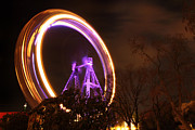 Marc Huebner Acrylic Prints - Big Wheel - Vienna Acrylic Print by Marc Huebner