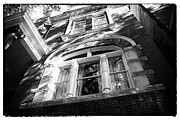Old School House Photos - Big Window by John Rizzuto