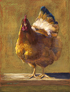 Laura  Talbot - Big Yellow Hen
