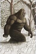 Spencer Sutton - Bigfoot