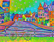 Carolina Coto - Bike and Canals