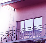 Author and Photographer Laura Wrede - Bike On My Balcony