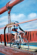 Colleen Proppe - Bike on the Golden Gate...