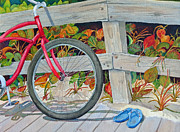 Judy Mercer - Bike to the Beach