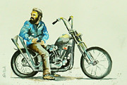 William Reed - Biker Dude