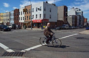 Tina Osterhoudt - Biking in Brooklyn