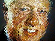 Bill Clinton Print by Ed Weidman