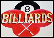 Cathy Long - Billiards and Eight Ball
