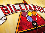 Eightball Posters - Billiards Poster by Vizual Studio
