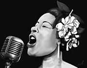 Letora Anderson - Billie Holiday