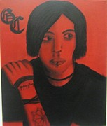 Good Charlotte Posters - Billy Boy Poster by Jessica Bassett