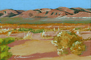 Diane Cutter Paintings - Billy Boy Territory by Diane Cutter