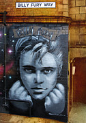 Stephen Norris - Billy Fury Way