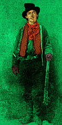 Billy The Kid Prints - Billy The Kid 20130211v1 long Print by Wingsdomain Art and Photography