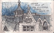 Biltmore Mixed Media - Biltmore Carriage House by Tim Oliver