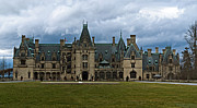 Christopher Gaston Framed Prints - Biltmore Estate Framed Print by Christopher Gaston