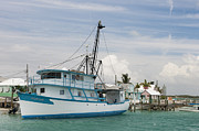 Yvonne Berger - Bimini Fishing Boat