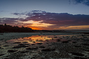 Nigel Hamer - Binstead Beach Reflections