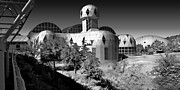 Biosphere 2 Print by Gregory Dyer