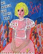 Bipolar Print by Lisa Piper Menkin Stegeman