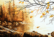Hanne Lore Koehler - Birch Island Mist