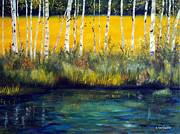 Laura Tasheiko - Birch Pond