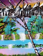 Amy LeVine - Birch tree Falls