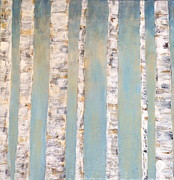 JC Nemish - Birch Trees #6