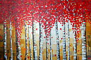 Denisa Laura Doltu - Birch Trees