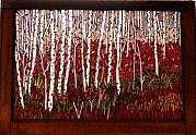 Chris Heisinger - Birches in the Fall -...