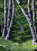 Jesslyn Fraser - Birches
