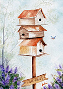 Zelma Hensel - Bird House Hotel