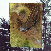 Xerox Mixed Media - Bird by Marie Tosto