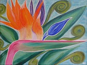 Dianne Furphy - Bird of Paradise