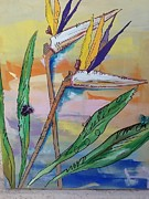 Karen Carnow - Bird of Paradise