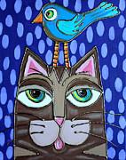 Cynthia Snyder - Bird on Top