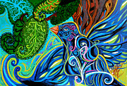 Green.purple Originals - Bird Song by Genevieve Esson