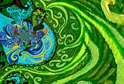 Genevieve Esson - Bird Song Swirl