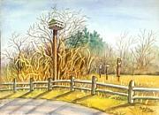 Madeline  Lovallo - Birdhouse at Gateway...