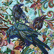 Erika Pochybova-Johnson - Birds of a Feather