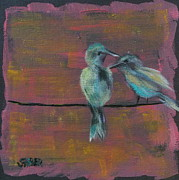 Kathy Stiber - Birds On A Wire
