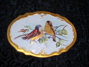 Featured Ceramics - Birds by Pat McClendon