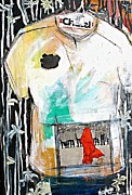 Activist Mixed Media Prints - Birman - number One Print by Nadia NADEGE