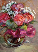 Carol Smith Myer - Birthday Bouquet