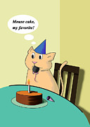 Jeanette K - Birthday Cat