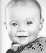 Detailed Drawings - Birthday Girl by Natasha Denger