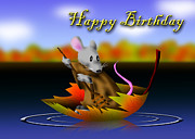 Jeanette K - Birthday Mouse