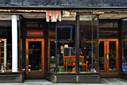Bisbee Arizona Store Front Print by Dave Dilli