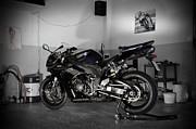 RicardMN Photography - Black 2007 Honda...